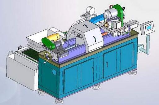 深孔钻床高速加工对机床结构的基本要求和设计原则